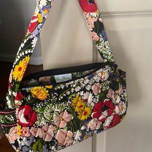 Vera Bradley | Poppy Fields Shoulder Bag & Wallet